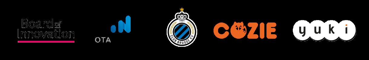 logos landingspagina